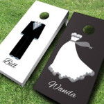 Cornhole Wedding Boards