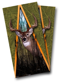 Cornhole Hunting Decal