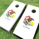 Cornhole State Flags