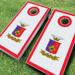 Fraternity Cornhole Boards