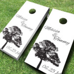 Cornhole Wedding Sets
