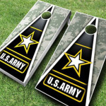 Cornhole Military Boards