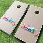 Cornhole Custom Designs