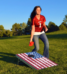 Cornhole Outdoors